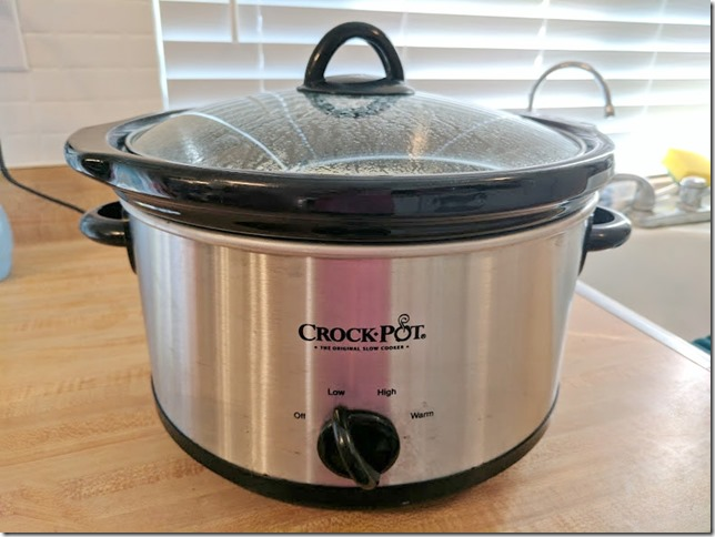 making chickpeas in the crockpot 1 (785x589)