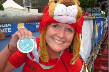 RER 004 - Your Pace or Mine? with 100 marathon runner Lisa Jackson