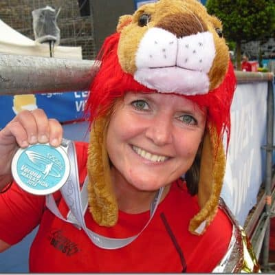 Your Pace or Mine? with 100 marathon runner Lisa Jackson – Podcast 4