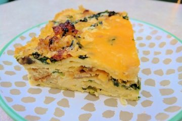 Tortilla Breakfast Casserole Recipe
