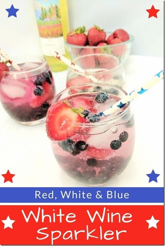 red white and blue white wine spritzer recipe (534x800)