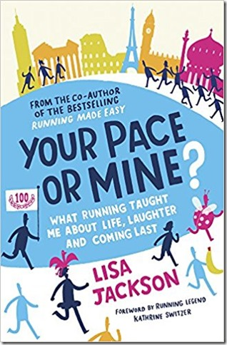 your pace or mine running book