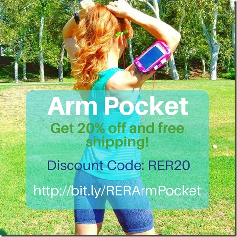 Arm Pocket Discount Code