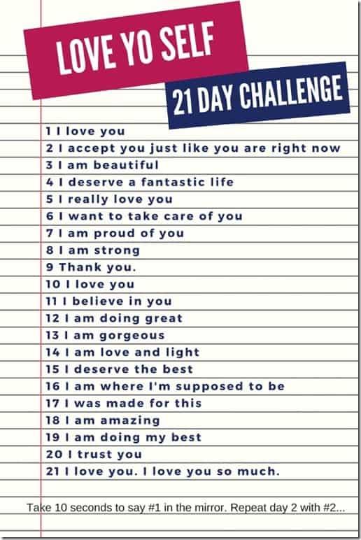 love yo self challenge (533x800)