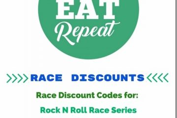Race Discounts Updates and Reminders