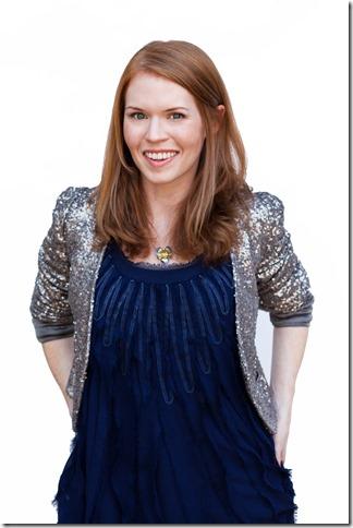 Erin La Rosa redhead book