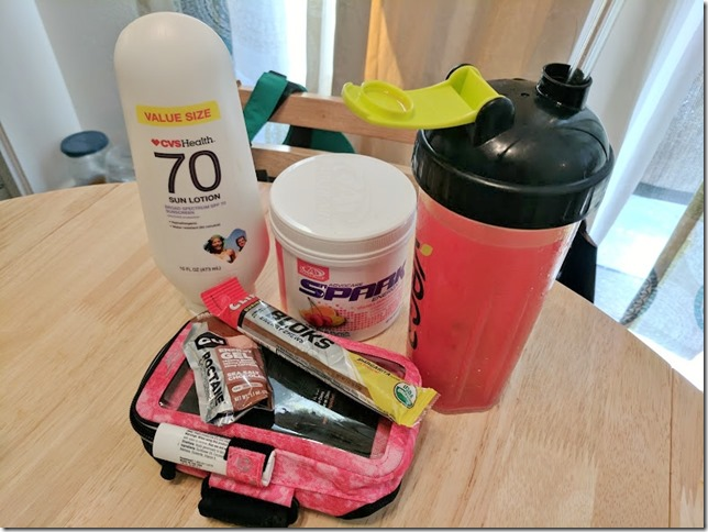 pre run must haves