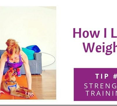 Weight Loss Tip #5–on Strength Training