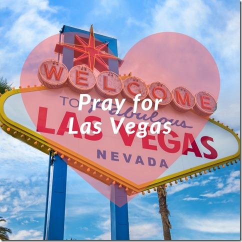 Pray forLas Vegas