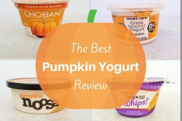The Top Pumpkin Yogurt Reviews