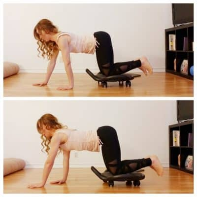 Is Ab Dolly the New Bosu Ball?