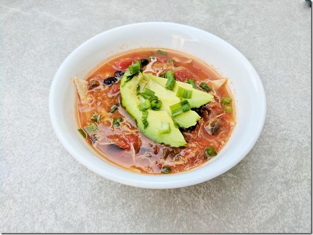 chicken tortilla soup recipe 4