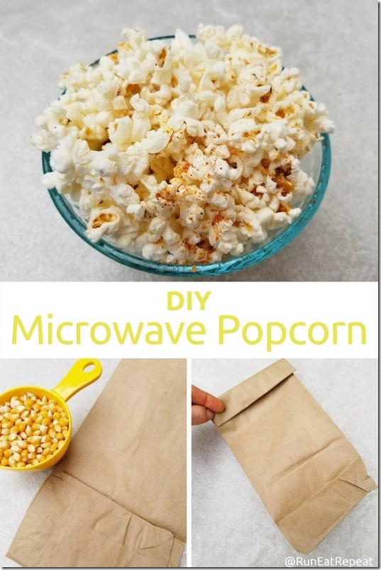 how to cook microwave poocorn ojt of the bag