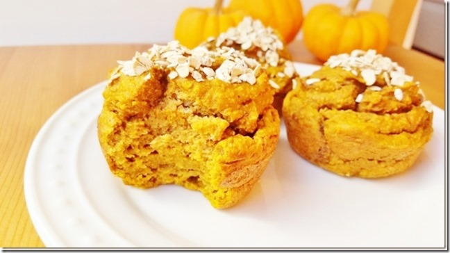 easy pumpkin muffin recipe 1