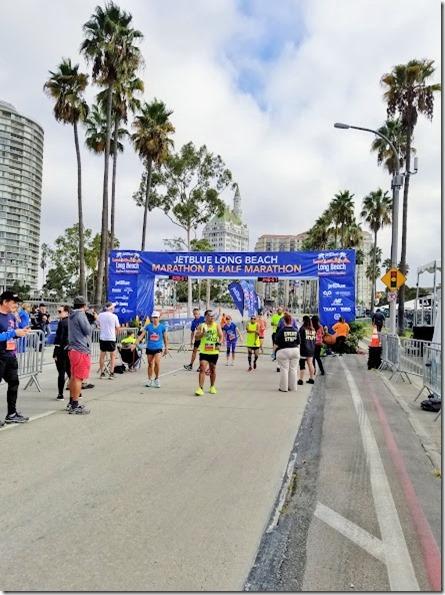 Huntington Beach Half Marathon  Results