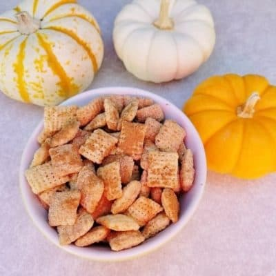 How To Make Pumpkin Spice Chex Mix and Other Stuff