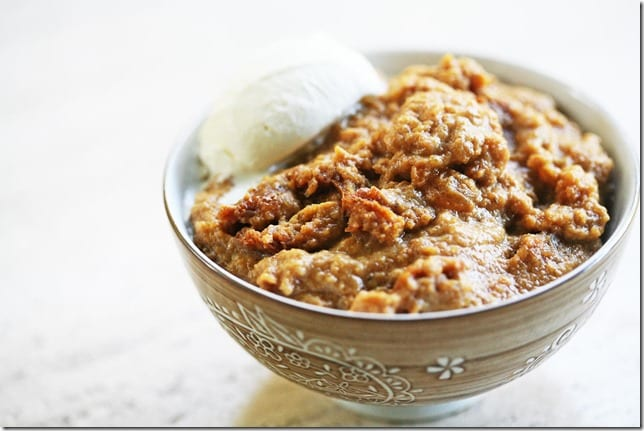 indian pudding for thanksgiving