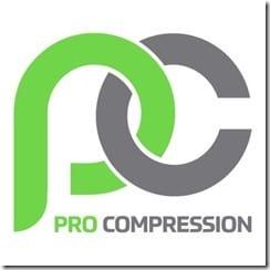 pro compression logo potm