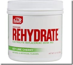 rehydrate drink for runners