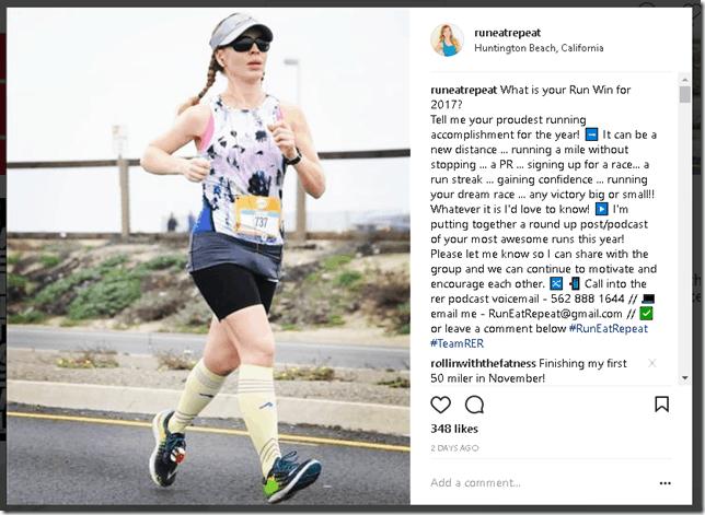 run fitness podcast