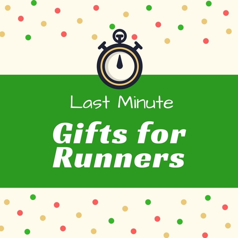 Last-Minute Holiday Gifts for Runners