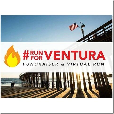 run for ventura thomas fire fundraiser