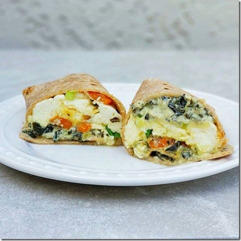 starbucks egg white wrap recipe at home