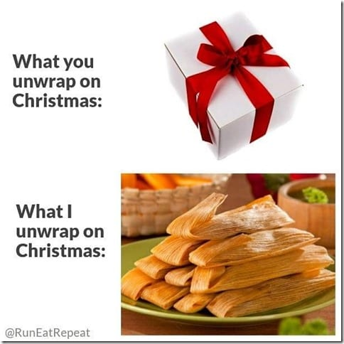 what you unwrap for Christmas vs what i unwrap