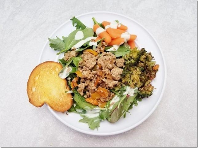 easy meal prep 5 days ground turkey 1 (784x588)