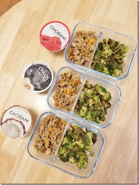 Easy Meal Prep 5 Days Of Healthy Meals With Ground Turkey Run Eat Repeat