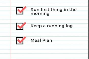 The 3 Things I'm Changing To Be a Better Runner This Year Podcast #57