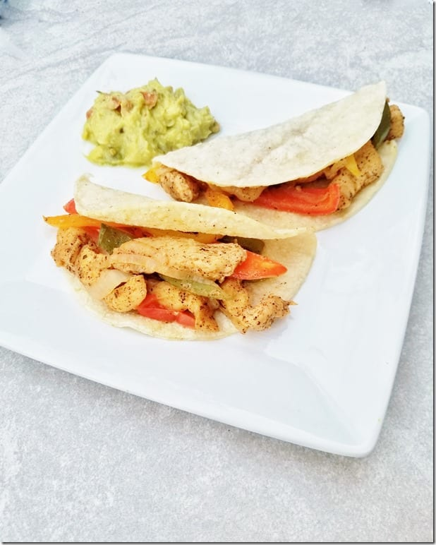 sheet pan chicken fajitas recipe easy