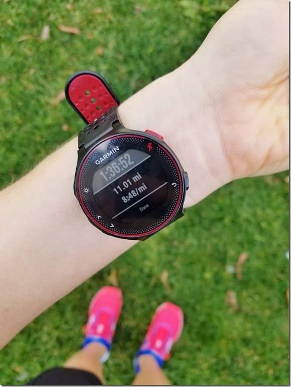 11 mile mid week run (784x588)