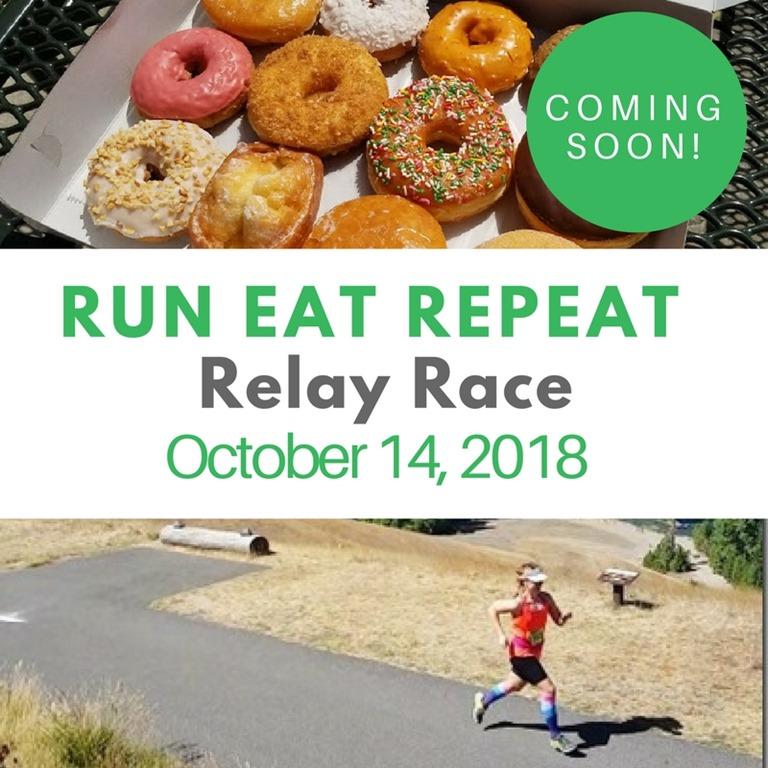 ANNOUNCING the Run Eat Relay Race 2018