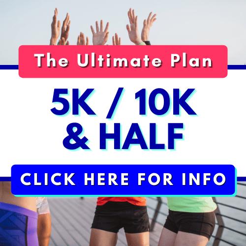 Best 5K 10K Half Marathon Training Program