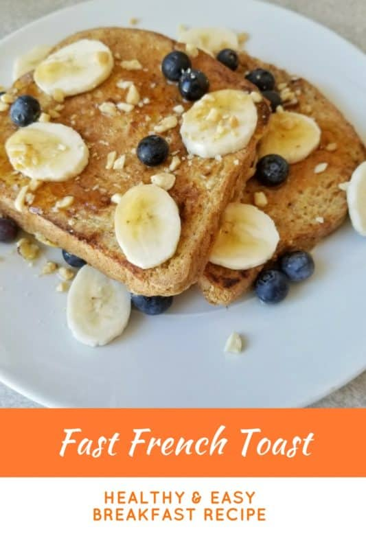 run fast French Toast recipe
