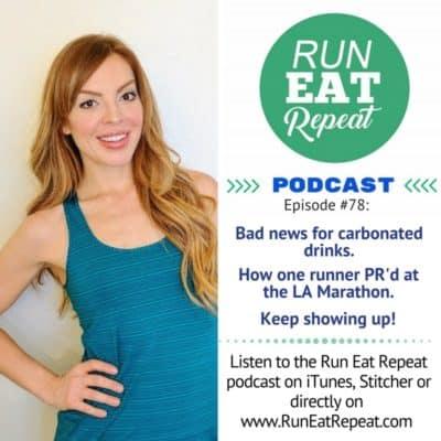 How This Runner PR'd the LA Marathon without Long Runs Podcast #78