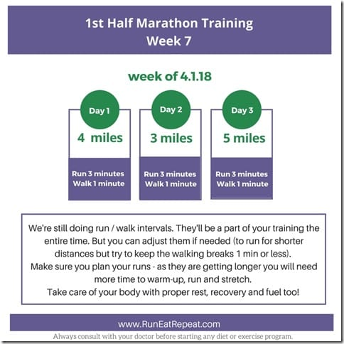 half marathon training week 7 (1) (800x800)