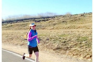Running and Eating for the week of April 15