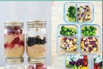 Meal Prep for Busy Runners