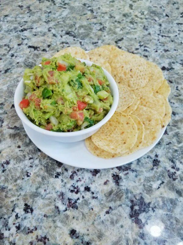 fast guacamole tips