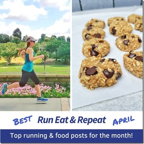 BEST Run Eat & Repeat April