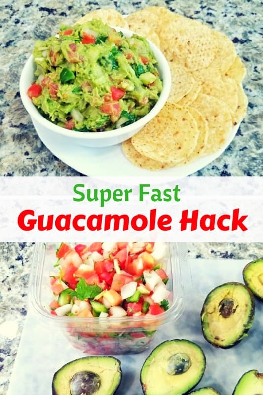 Best guacamole hack