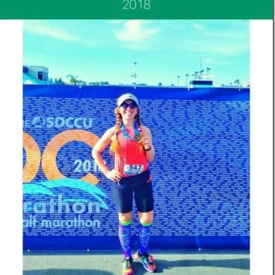 Should You Stretch or Foam Roll After a Run AND OC Half Marathon Recap Podcast 79