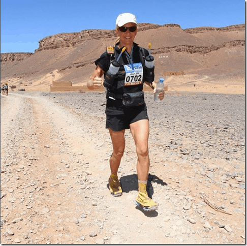 Ultramarathon Mom book