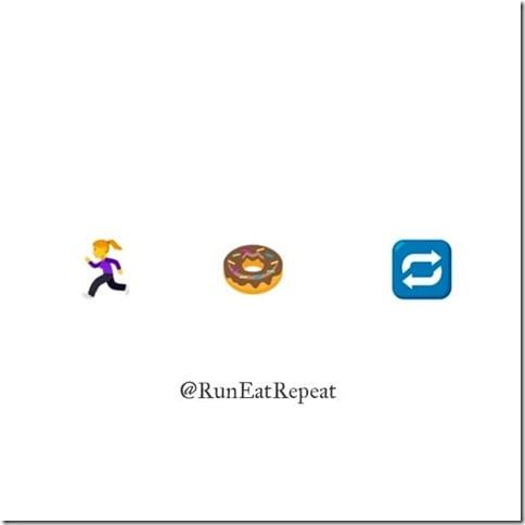 run instagram 8