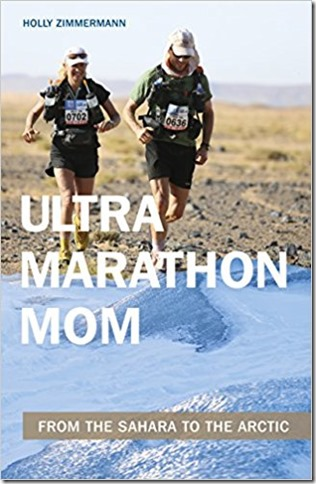 ultra marathon mom book
