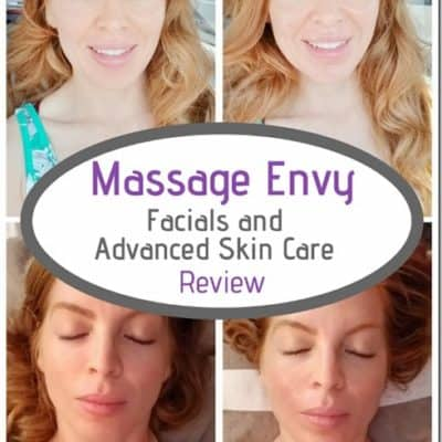 Massage Envy Chemical Peel– Review and Before and After pictures