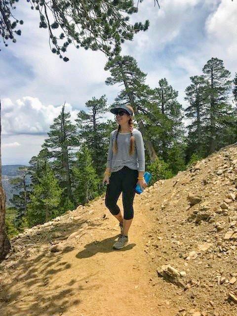 Mount Baden-Powell climb