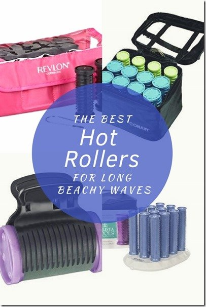 best hot rollers for long beachy waves tutorial (534x800)